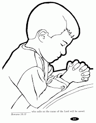 On coloring4all we also suggest printable pages, puzzles, drawing game. Prayer Coloring Page Coloring Home
