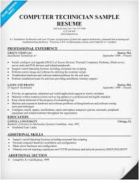 computer support technician resume leading computer technician resume samples you can customise