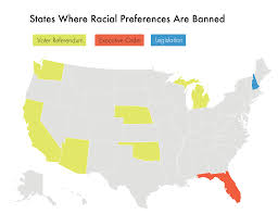 what can we learn from states that ban affirmative action  states that ban affirmative action