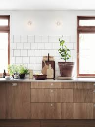 Next Wave Natural: The New Way to Do Wooden Kitchen Cabinets. Scandinavian  ...