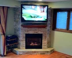 corner fireplace designs with tv above corner fireplace with above designs photos for modern decorated interior