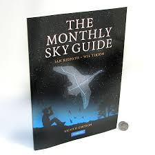 Star Chart Book The Monthly Sky Guide By Ian Ridpath And Wil Tirion 8th Edition