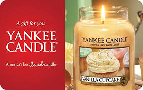 Yankee Candle Gift Cards - E-mail Delivery: Gift Cards - Amazon.com