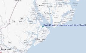 Tide Chart Hilton Head Island Skull Creek North Entrance Hilton Head Island South