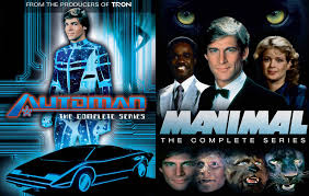tv shows from the 80s. manimal \u0026 automan tv shows from the 80s