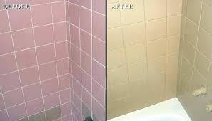 how to reglaze tile bathroom tile bathtub refinishing and cost bathroom tile bathtub refinishing and cost