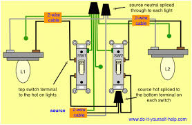 captivating wiring diagram multiple lights one switch inspiring wiring multiple lights to one switch at Household Wiring Diagrams Multiple Lights