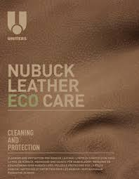 leather care and protection