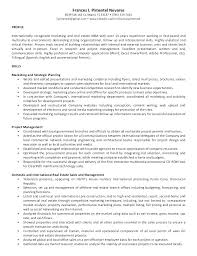 Cover Letter For Commercial Manager Leasing Agent Resume Samples Com