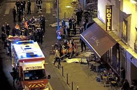 Hasil gambar untuk paris terror attack Islamist bataclan