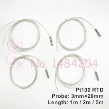 popular rtd sensor wiring buy cheap rtd sensor wiring lots from Rtd Sensor Wiring 2x pt100 platinum resistance 3mm*20mm rtd sensor mini temperature probe 40~400 wiring an rtd sensor