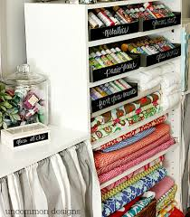 small spaces craft room storage ideas. craftroomfabricstorage small spaces craft room storage ideas o