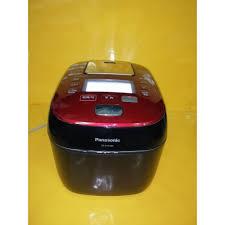 Nồi cơm nội địa Nhật Panasonic SR-SPX105 (1.0L) (160106M0760) áp suất điện  tử, cốc nước bù ẩm, màn led chính hãng 2,200,000đ