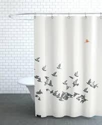 birds shower curtain bird and bird shower curtain canada