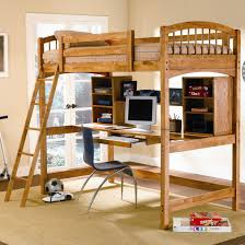 Loft Beds With Desk For Adults #2957