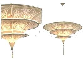 incredible gold silk chandelier shades pictures inspirations
