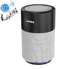 <b>KIVEE</b> KV-MW05 <b>Mini</b> Wireless Bluetooth Speaker, Support TF & FM ...
