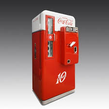 Original Coke Vending Machine Extraordinary Vintage Coca Cola Machines With Free Delivery From The Games Room