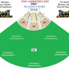 Okc Zoo Amp Seating Chart Venue Seating Zooamp Com