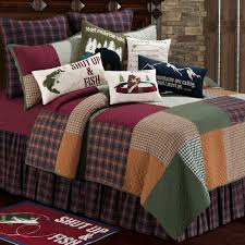gibson lake quilt multi warm