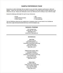 28 Images Of Free Reference Template Leseriail Com
