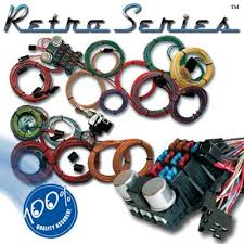 ron francis retro series complete wiring harness mopar wr 95 mopar wiring harness restoration Mopar Wiring Harness #15