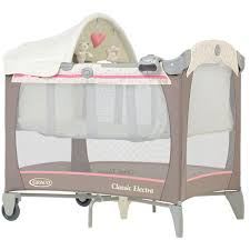 graco bedroom bassinet. graco classic electra bassinet travel cot in posie bedroom