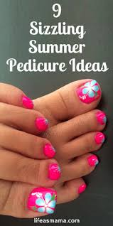 Cute Pedicure Designs 15 Sizzling Summer Pedicure Ideas Summer Toe Nails Cute