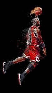 Red Jordan Wallpapers - Top Free Red ...