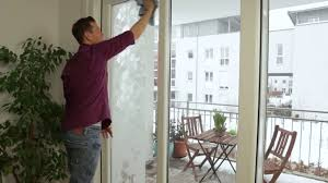 Apply D C Fix Static Premium Window Film Statische Fensterfolie