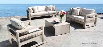 outdoor luxury furniture. AURA CAST ALUMINUM PATIO FURNITURE CONVERSATION SET WITH A MODERN LUXURY DESIGN IN TORONTO Outdoor Luxury Furniture C
