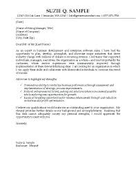 Resume Cover Letter Sample Best Cover Letters For Resumes 58