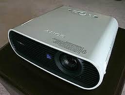 sony projector. sony vpl-tx7 xga lcd multimedia projector review e