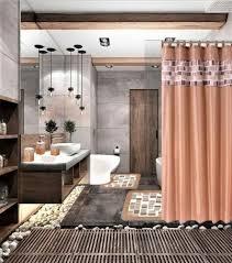 new 19pc bathroom bath rugs mats