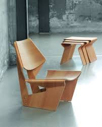 unique wood chair. Creative Wood Chair In Industrial Interior Unique