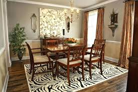 small country dining room decor. Dining Room Decor Zebra Print Ideas Apartment . Small Country
