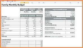 free family budget worksheet family budget spreadsheet excel family budget spreadsheet template