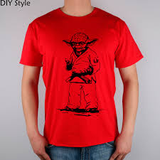 Judo Shirt Designs Star Wars Yoda Judo Jiu Jitsu T Shirt Top Lycra Cotton Men T