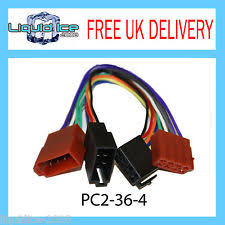 chrysler crossfire in gps audio in car technology pc2 36 4 chrysler crossfire 2004 onwards iso stereo harness adaptor wiring lead