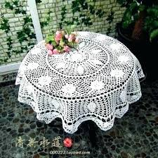 how to make a round tablecloth small round tablecloth small round table cover fast fashion beautiful how to make