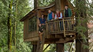 A Home In A Redwood  Get Out  North Coast JournalTreehouse Tv Series