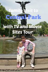 best new york city kids images usa travel  family to new york city s central park tv and movie sites tour