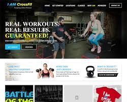 gym website design 100 best excercise center and gym websites