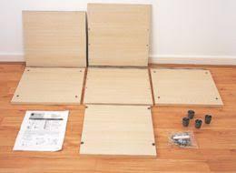 Flatpack furniture assembled built Fail Step Flat Pack Furniture Assembly How To Assemble Flatpack Cabinets Shelves Ideas Advice Diy