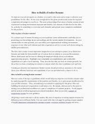 Resume Summary For Freshers April Onthemarch Resume Summary Examples
