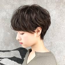 耳かけショートの髪型10選ショートボブやベリーショートのモテヘアは