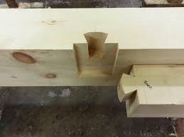 Woodworking Answers: Q. Where do you use the dovetail joint in the timber  frame