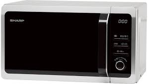 <b>Микроволновая печь Sharp R2852RSL</b>, серебристый — купить в ...