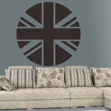 union jack wall stickers flag wall decal art make your own wall decal make your own wall decals from cnhot 17 08 dhgate com
