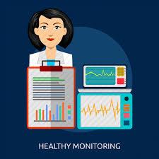 Medical Monitoring Medical Healthy By Graphiqa Studio